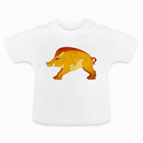 Sanglier Gaulois - T-shirt Bébé