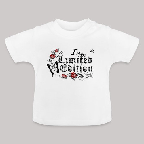 simply wild limited Edition on white - Baby T-Shirt