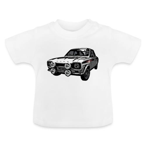 Mk1 Escort - Baby T-Shirt