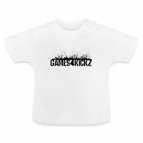 Games4Kickz Logo 002 - Baby T-Shirt