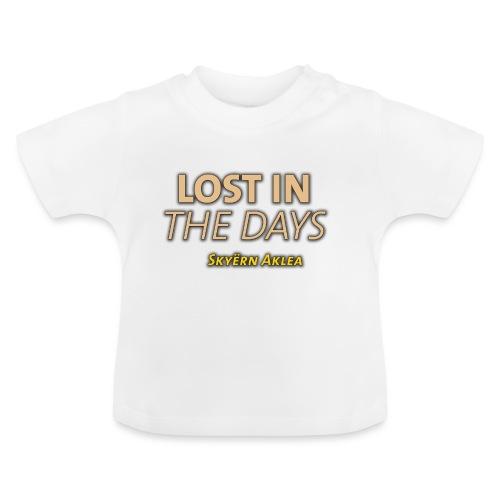SKYERN AKLEA LOST IN THE DAYS - T-shirt Bébé