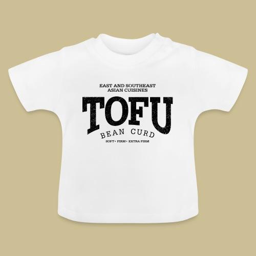 Tofu (black oldstyle) - Baby T-Shirt