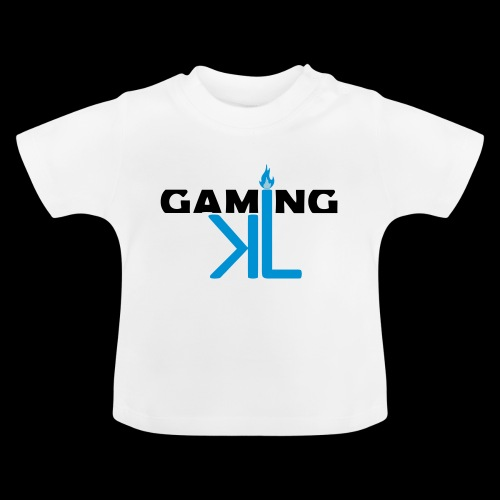 Kassu_L LOGO - Vauvan t-paita