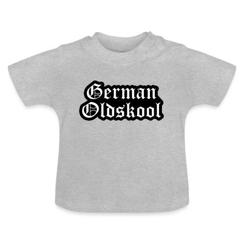 Grand Logo German Oldskool Official - T-shirt Bébé