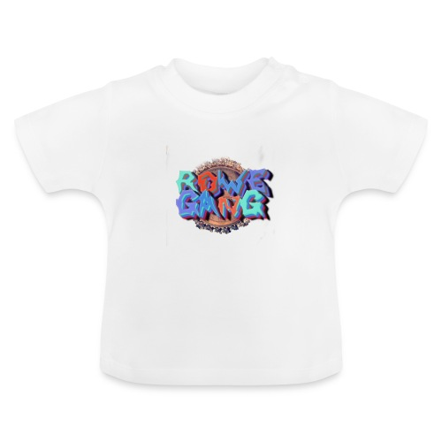 RoweGang Basic Logo - Vauvan t-paita