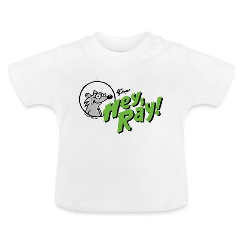 Hey Ray Logo green - Baby T-Shirt