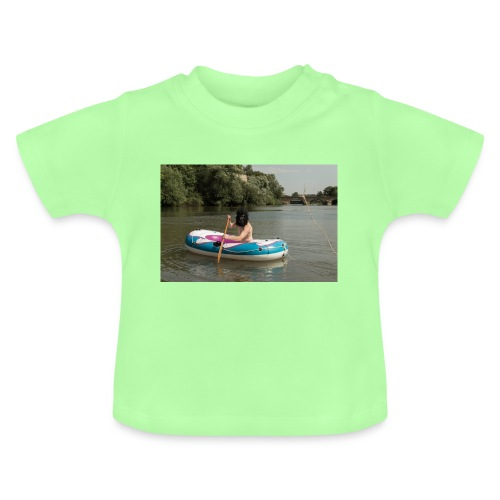 Wir stammen vom Affen ab - Baby T-Shirt