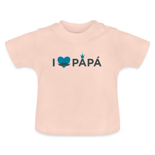 ik hoe van je papa - T-shirt Bébé