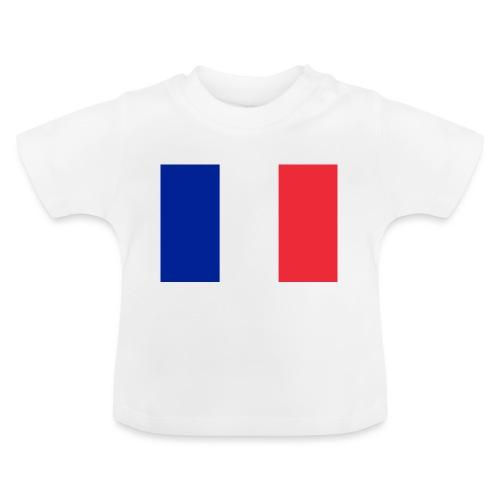 France - T-shirt Bébé