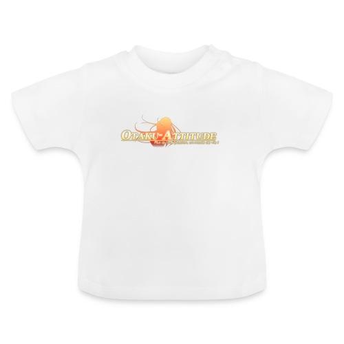 logo oa v3 v1 fond clair - T-shirt Bébé