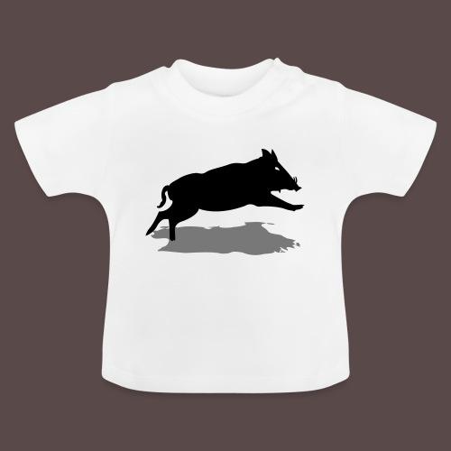 Sardegna Cinghiale - Maglietta per neonato