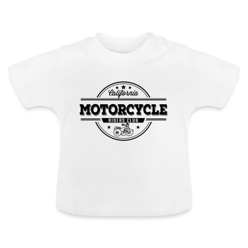 Baby Motorrad - Baby T-Shirt