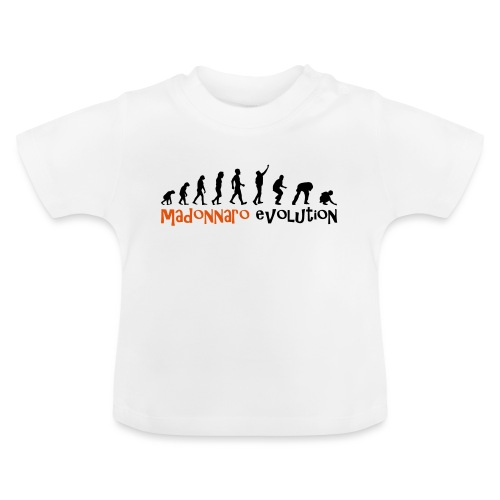 madonnaro evolution original - Baby T-Shirt