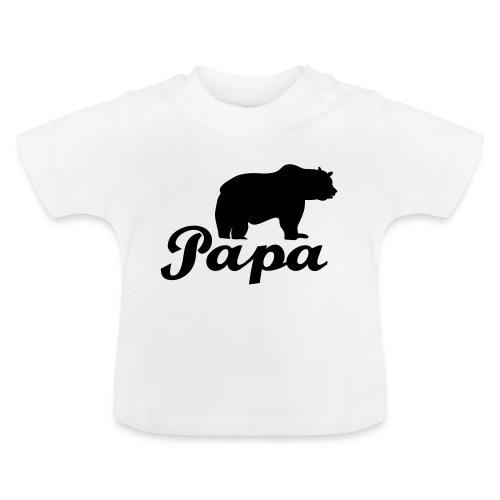 papa beer - Baby T-shirt