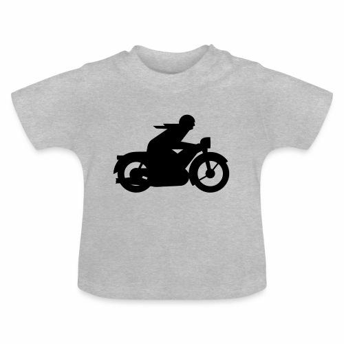 AWO driver silhouette - Baby T-Shirt