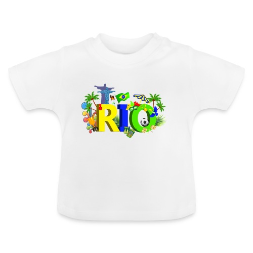 Rio de Janeiro Summer - Baby T-Shirt