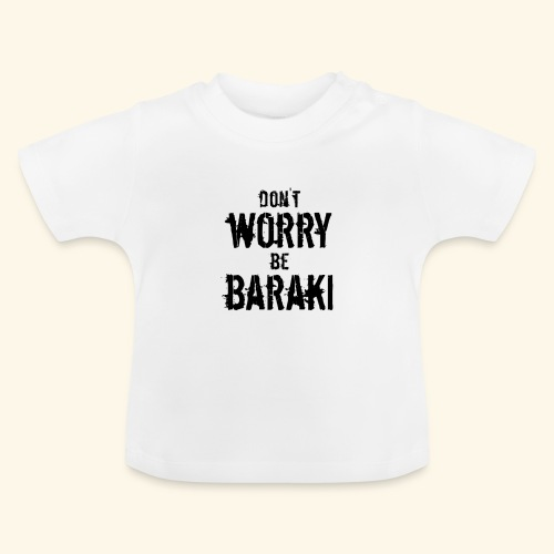 Be Baraki (Noir) - T-shirt Bébé