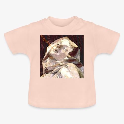 #OrgulloBarroco Teresa - Camiseta bebé