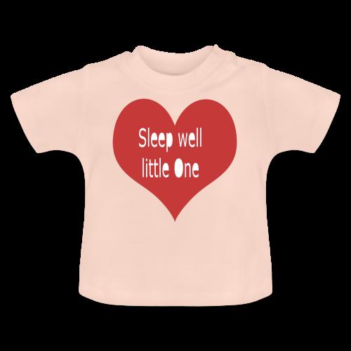 sleep well - Baby T-Shirt