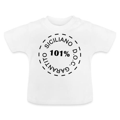 siciliano doc - Maglietta per neonato