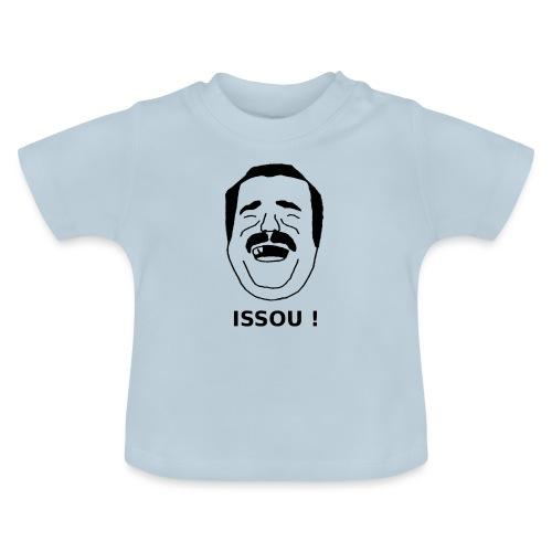 issou noir - T-shirt Bébé