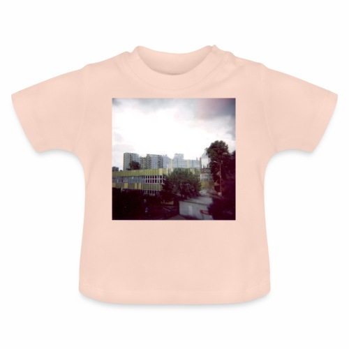 Original Artist design * Blocks - Baby T-Shirt