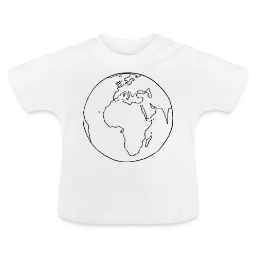 Mutter Erde - Baby T-Shirt
