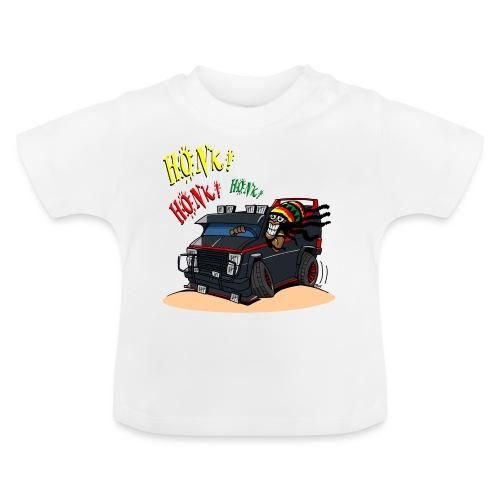 0779 BA RASTA VAN - Baby T-shirt