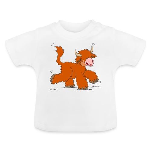 Shortcake - Rumgetrabe - Baby T-Shirt