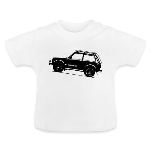 Lada Niva 2121 Russin 4x4 - Baby T-Shirt