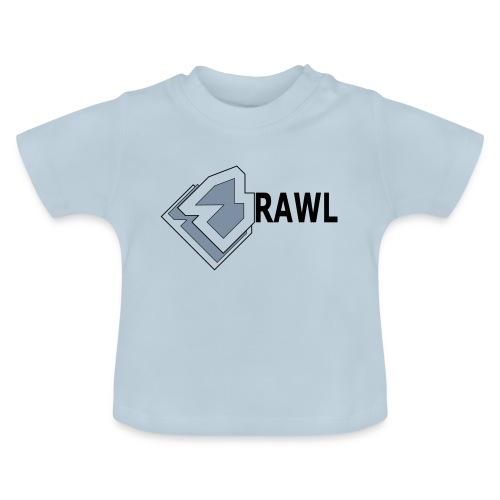 PANDA ONLY LOGO - Baby T-shirt
