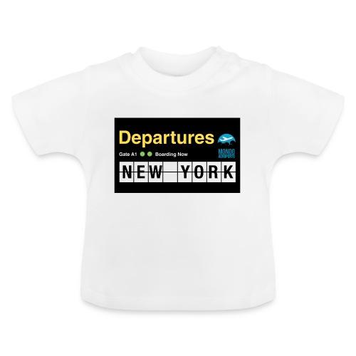 Departures Defnobarre 1 png - Maglietta per neonato