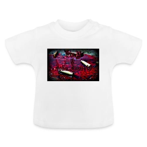 Six & John Bullet Huppari - Vauvan t-paita