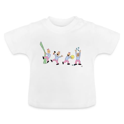 toern babybody - Baby-T-skjorte