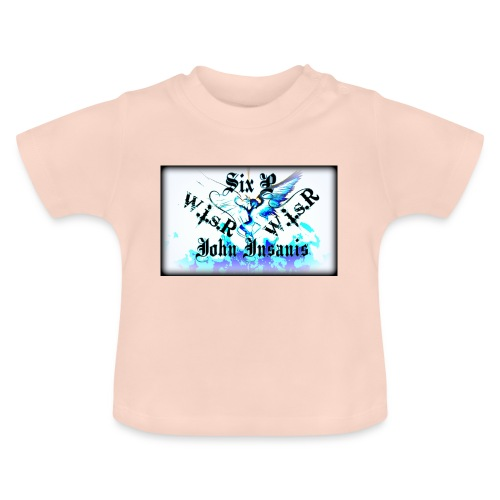 Six P&John Insains Deamon WisR - Vauvan t-paita