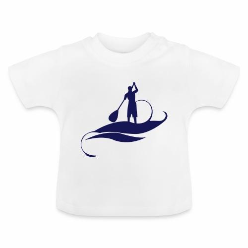 Paddle Man - T-shirt Bébé