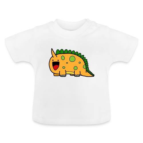 cute-dinosaur-clipart-panda-free-clipart-images-Yj - Maglietta per neonato