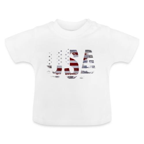 USA - T-shirt Bébé