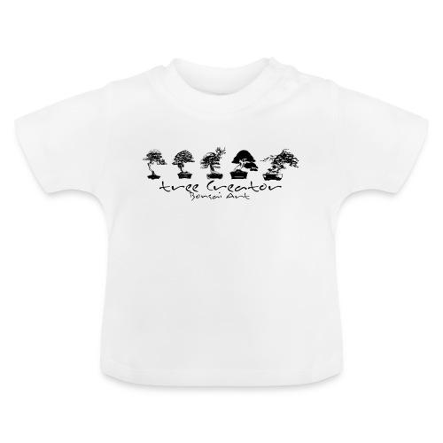 tree creator bonsa art horizon - T-shirt Bébé