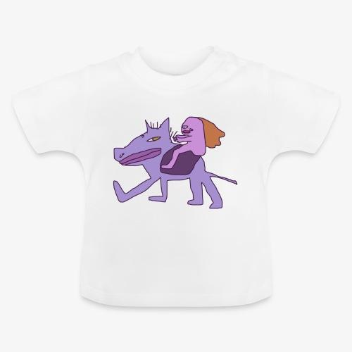 au galop - T-shirt Bébé