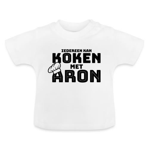 Koken met Aron - Baby T-shirt
