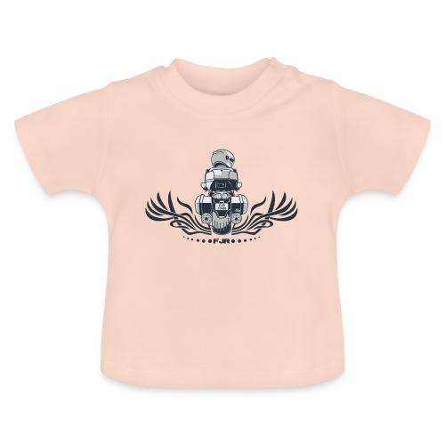 0852 fjr topkoffer - Baby T-shirt