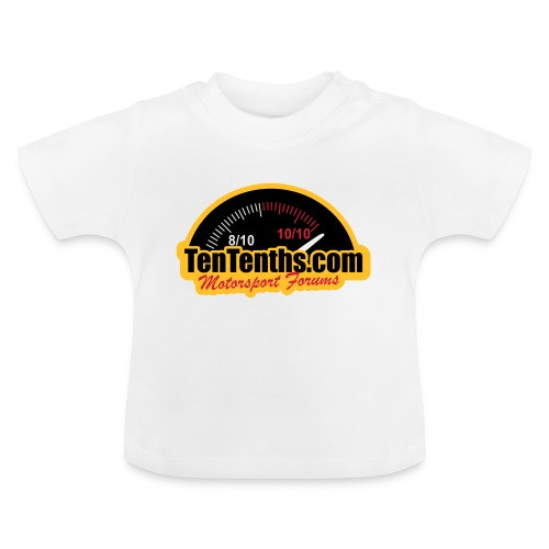 3Colour_Logo - Baby T-Shirt