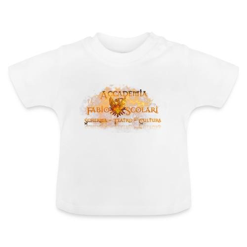 Accademia_Fabio_Scolari_trasprido-png - Maglietta per neonato