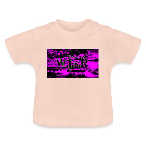 wisr valuva taivas Naisten-T Paita - Vauvan t-paita
