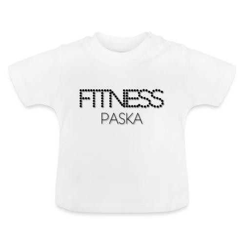 FITNESS PASKA - Vauvan t-paita