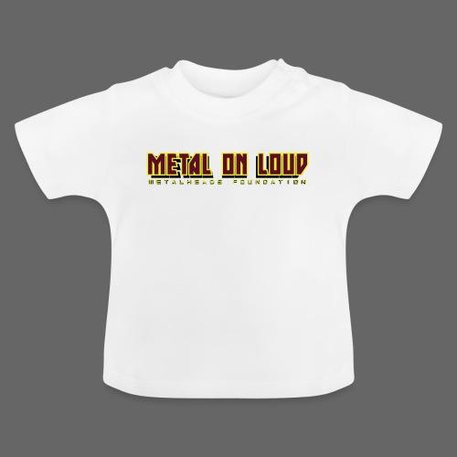 MOL Letter Logo Randy - Baby T-Shirt