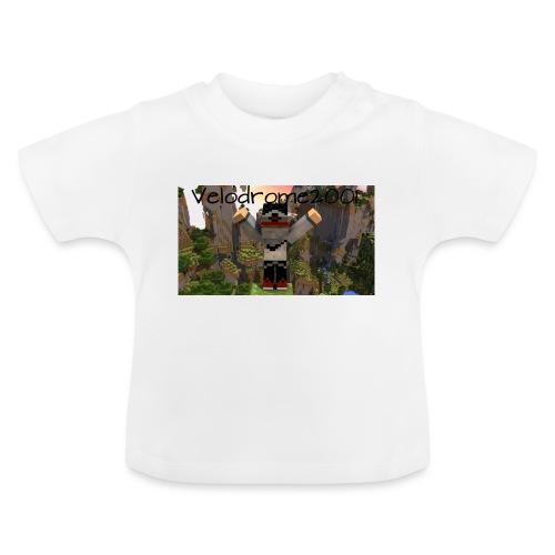 Velodrome2001 Tröja! - Baby-T-shirt