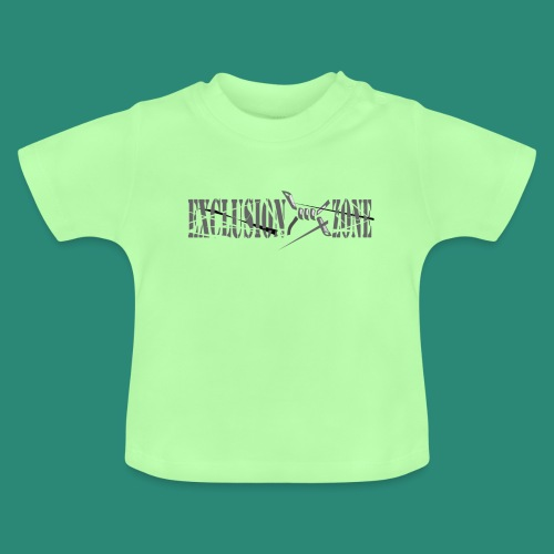 EXCLUSION ZONE - Baby T-Shirt