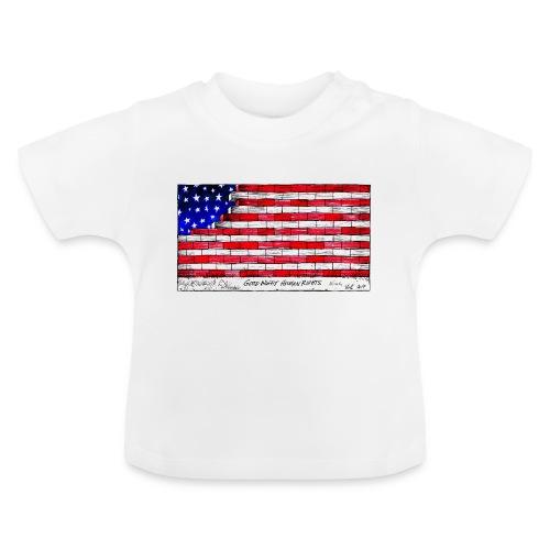 Good Night Human Rights - Baby T-Shirt